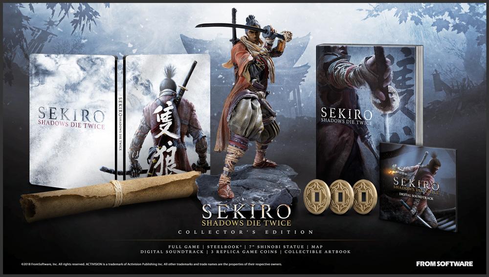 Sekiro: Shadows Die Twice PS4 Malaysian Release Date Confirmed 26