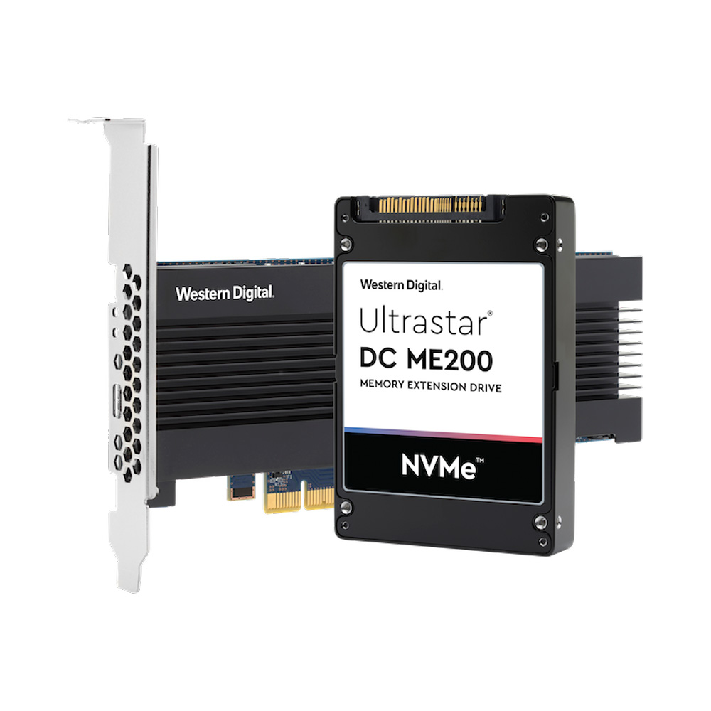 Western Digital Introduces New Ultrastar DC ME200 Memory Extension Drive 27
