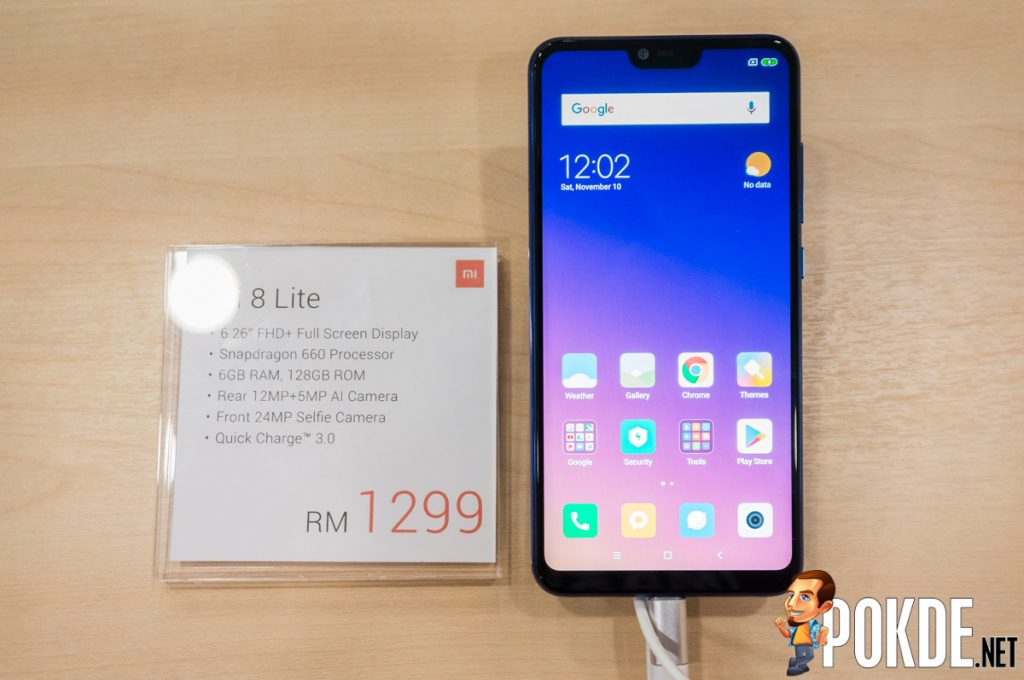 Xiaomi Mi 8 Pro and Mi 8 Lite arrives in Malaysia — new members of the Mi 8 family priced from RM999! 31
