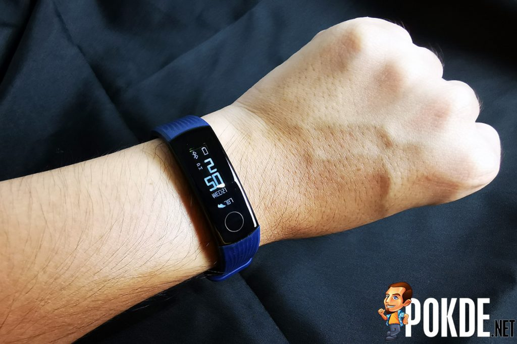 HONOR Band 3 review — keep track of your pulse at all times! 28