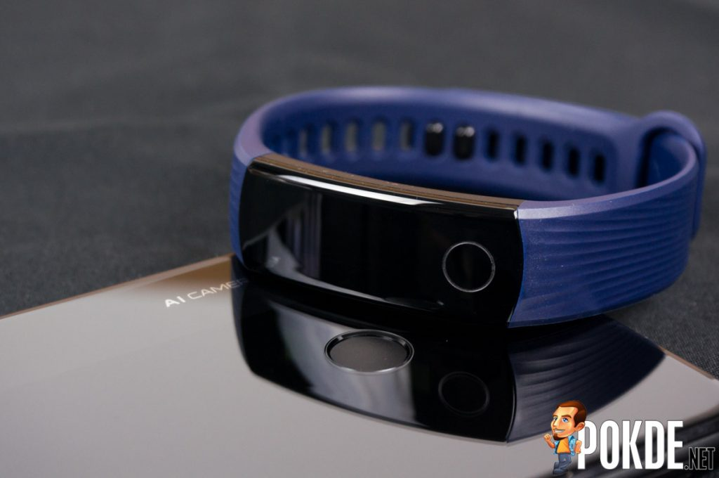 HONOR Band 3 review — keep track of your pulse at all times! 24