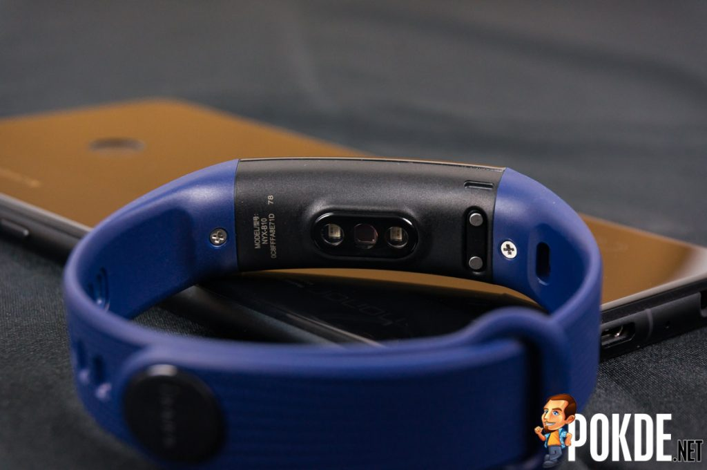 HONOR Band 3 review — keep track of your pulse at all times! 25