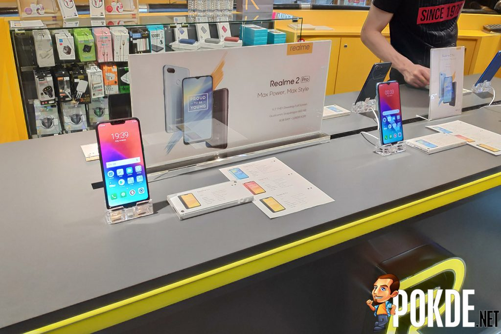 Realme Image Store opens at Sunway Pyramid — you can now experience the Realme 2 Pro and buy it offline! 21