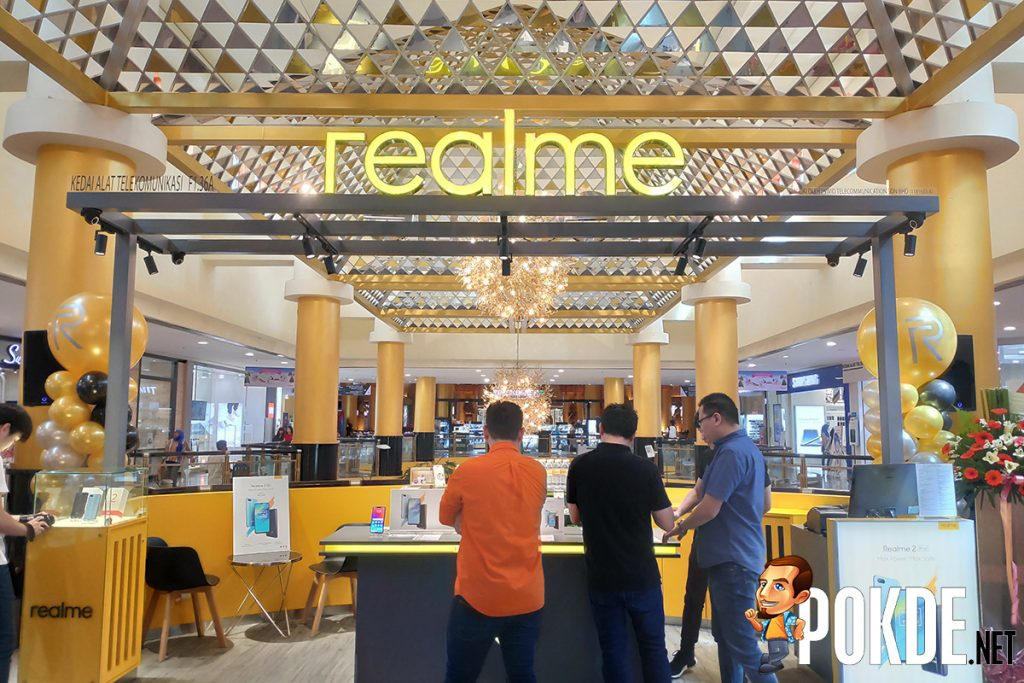 Realme Image Store opens at Sunway Pyramid — you can now experience the Realme 2 Pro and buy it offline! 23