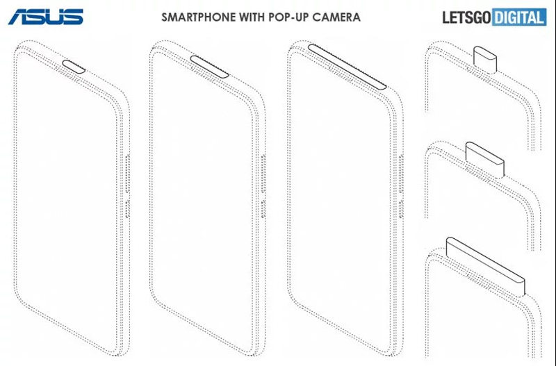 New ASUS ZenFone To Come With A Pop-up Camera? 24
