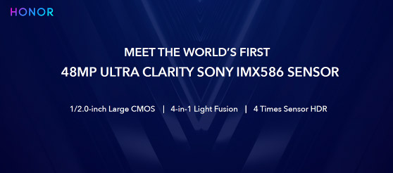 HONOR View20 set for a January 2019 launch — first smartphone to use 48MP Sony IMX 586 sensor? 23