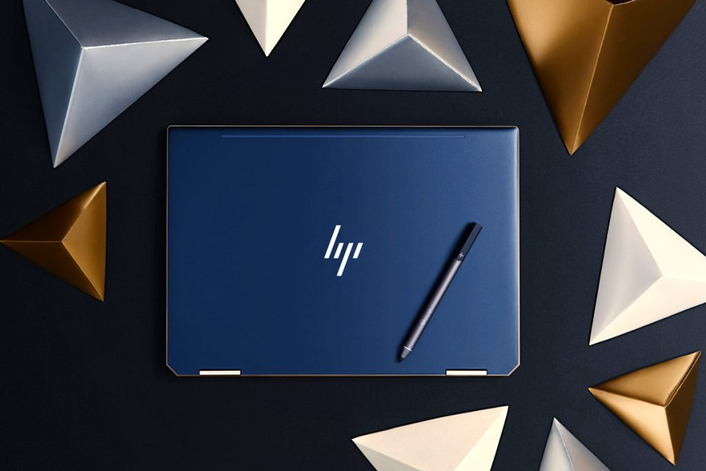 HP Introduces New HP Spectre x360 13 Poseidon Blue 24