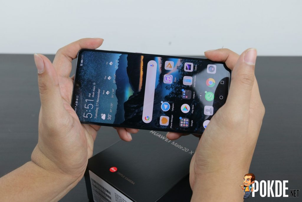 Huawei Mate 20 X Review - The Titan That Stands Above All