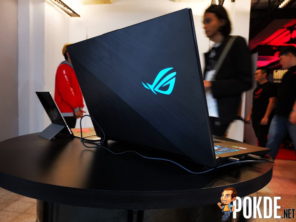 """ASUS ROG Strix SCAR II GL704 Launched in Malaysia - Most Compact 17"""" Gaming Laptop 22"""