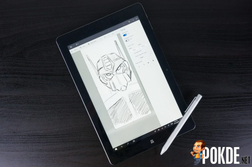 JOI 11 Pro (64GB) with JOI Active Pen Pro 110 — is the pen mightier than the keyboard? 23