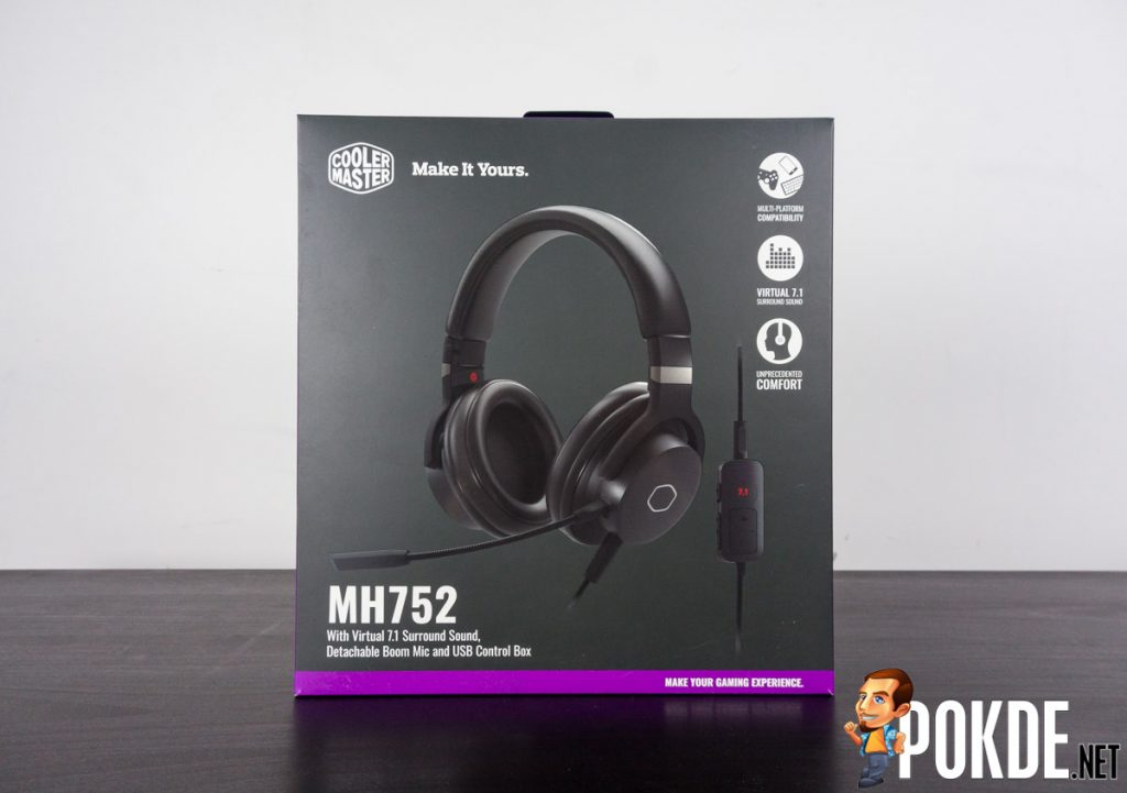 Cooler Master MH752 and MH751 gaming headset review — spoilt for choice? 22