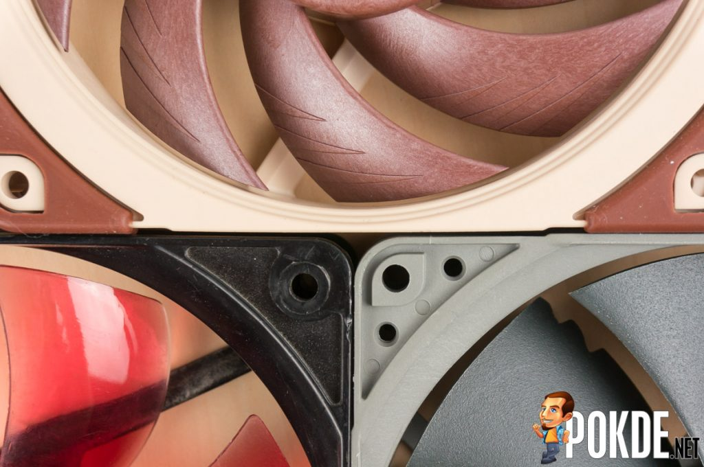 Noctua NF-A12x25 fan review — to be seen and not heard 37
