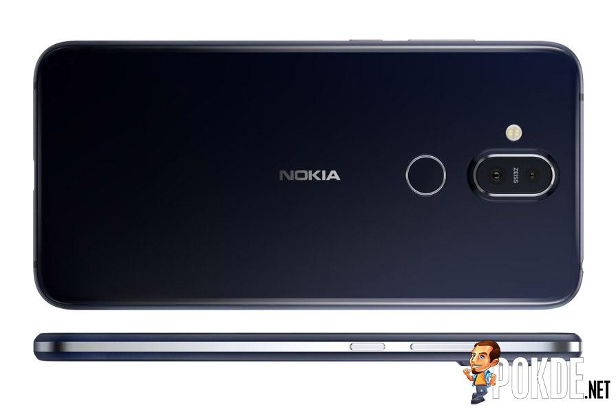 Nokia announces the Nokia 8.1 — Snapdragon 710, ZEISS Optics and Bothie for less than RM2000? 25