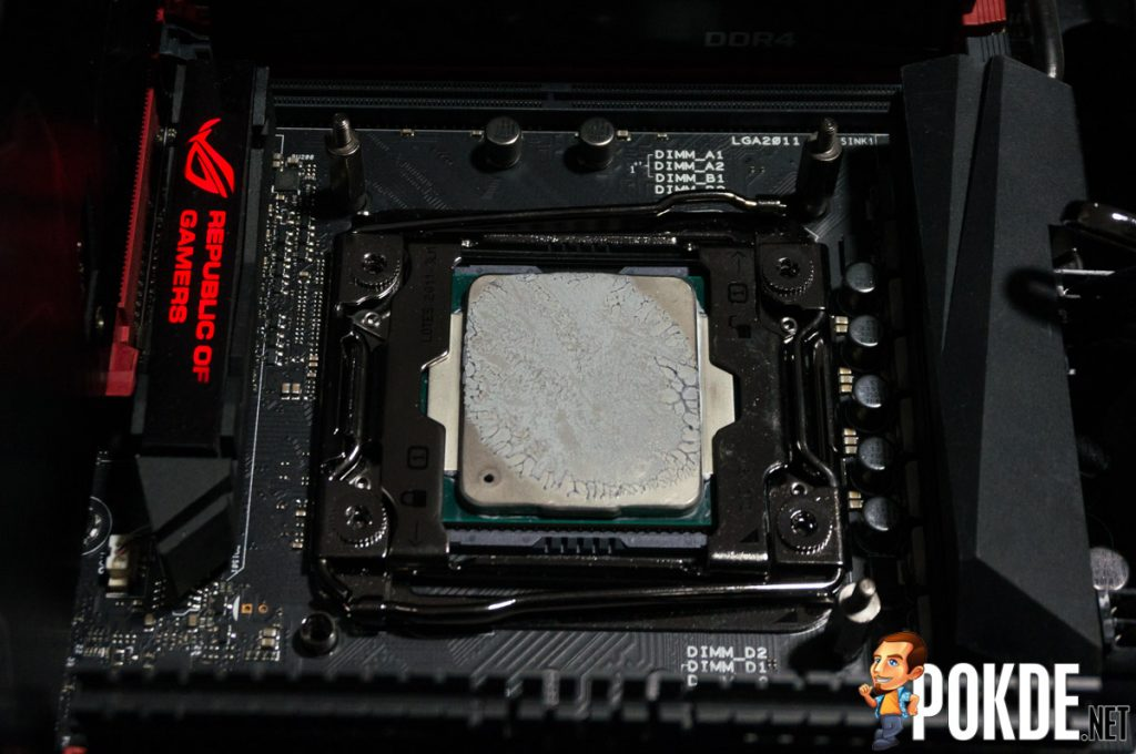 ROG Ryuo 240 AIO cooler review — smaller yet better! 36