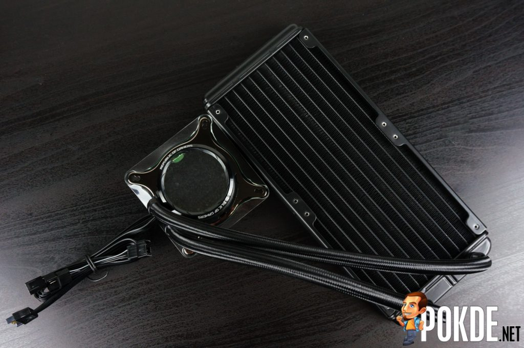 ROG Ryuo 240 AIO cooler review — smaller yet better! 28