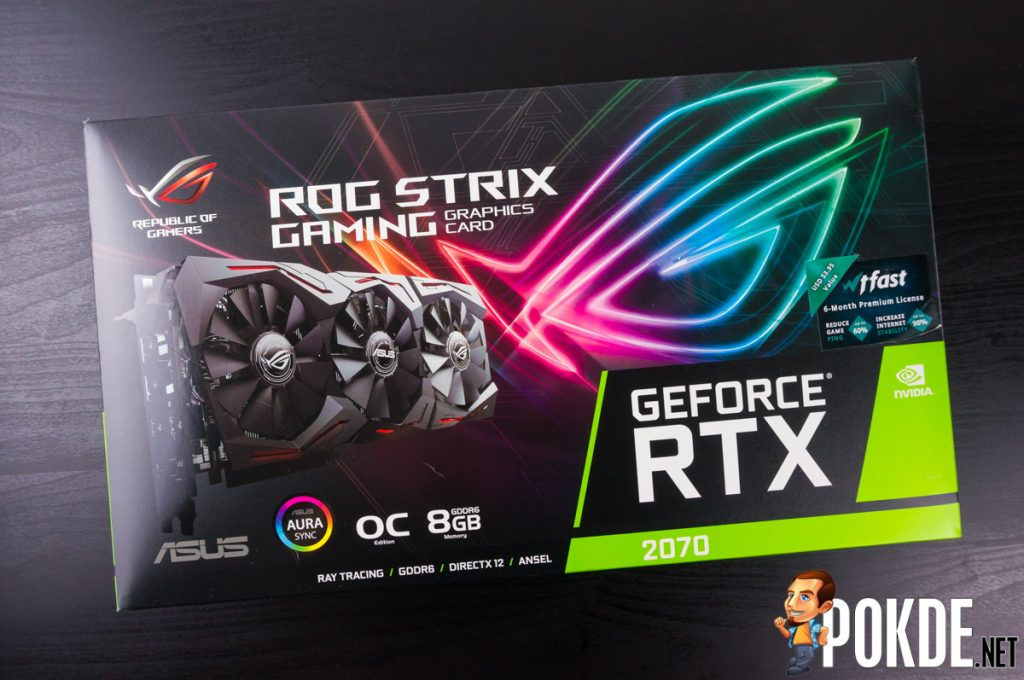"ASUS ROG Strix GeForce RTX 2070 OC Edition 8GB GDDR6 review — a premium take on the ""budget"" RTX pixel pusher 24"