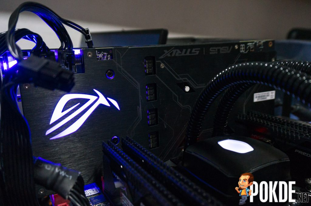 "ASUS ROG Strix GeForce RTX 2070 OC Edition 8GB GDDR6 review — a premium take on the ""budget"" RTX pixel pusher 34"