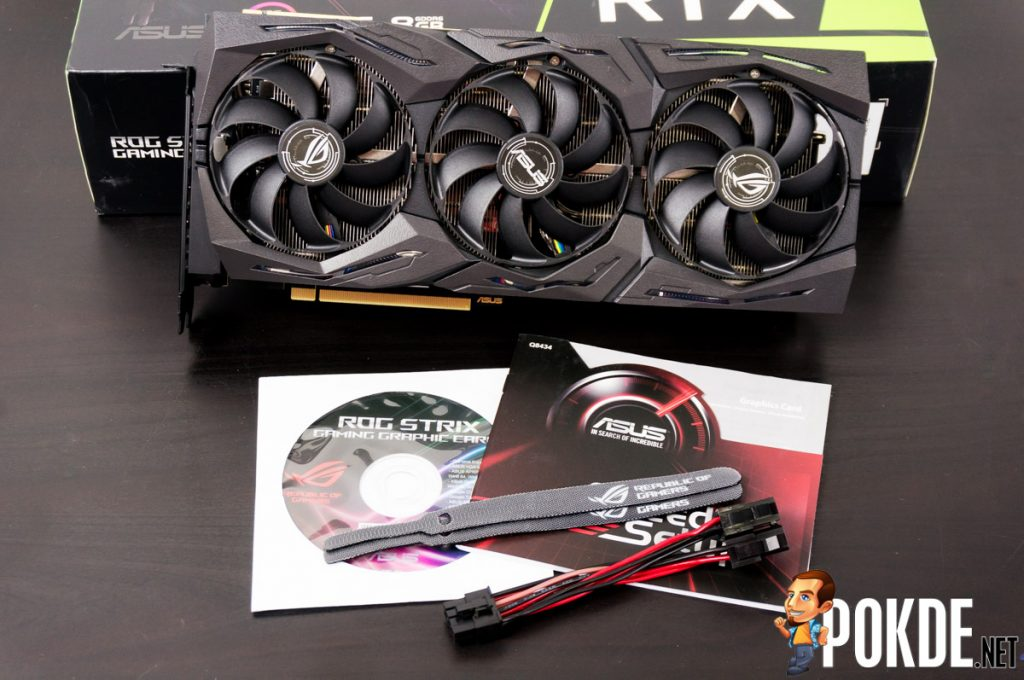ASUS ROG Strix GeForce RTX 2080 OC Edition 8GB GDDR6 review — the hallowed middle ground for RTX? 29