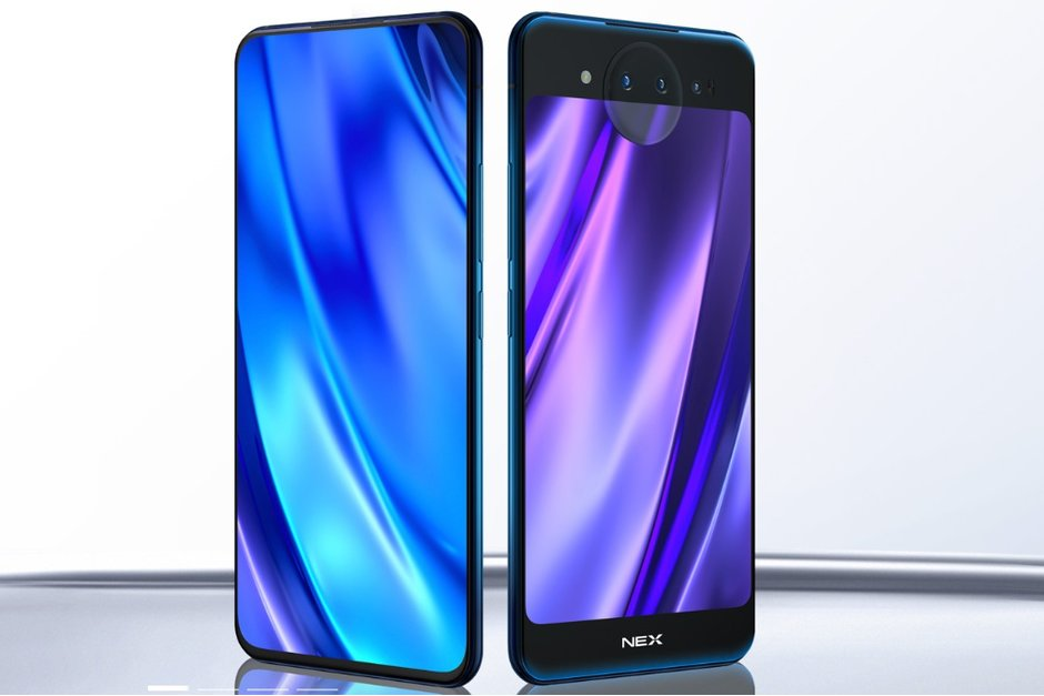 vivo Announce vivo NEX Dual Display Edition  — Comes With Two Displays And 10GB RAM 19