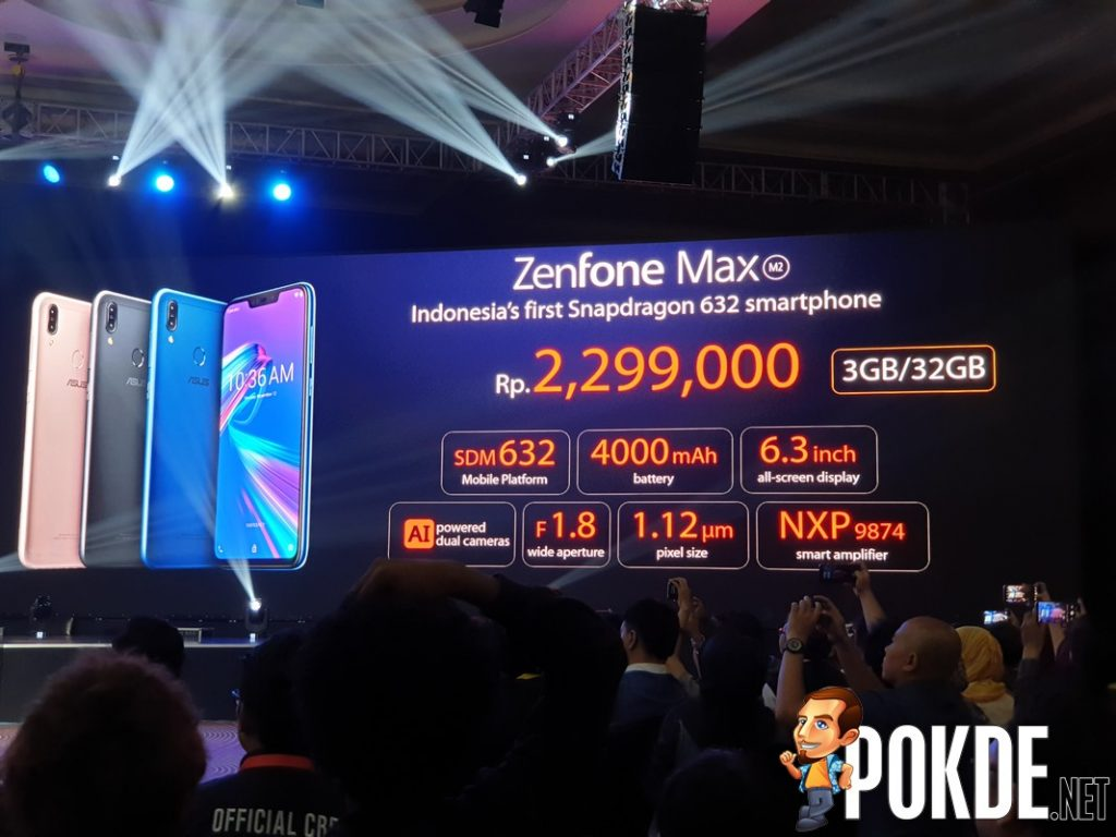 ASUS ZenFone Max M2 announced - Entry-point barrier destructed! 22