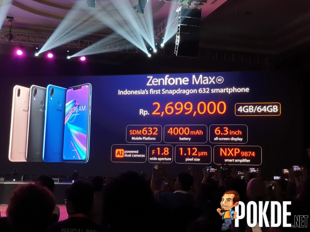 ASUS ZenFone Max M2 announced - Entry-point barrier destructed! 23