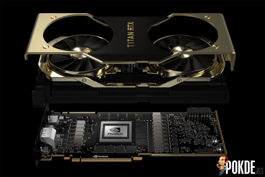 NVIDIA TITAN RTX is official — costs a cool $2499 for the full Turing TU102 chip! 21