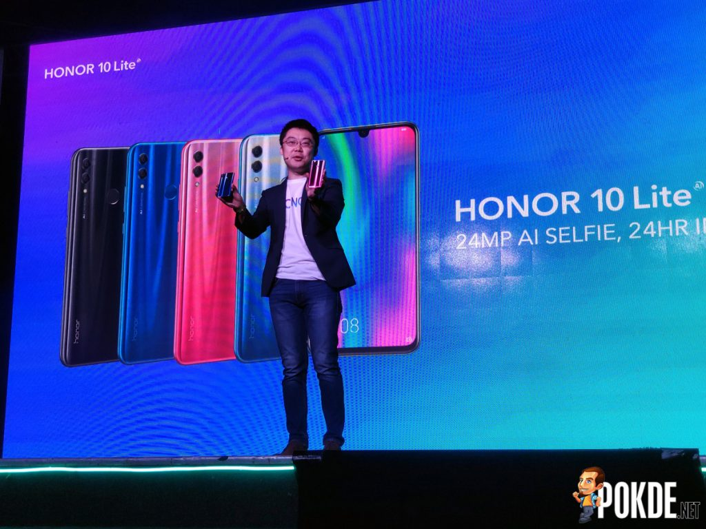 HONOR 10 Lite Officially Launched In Malaysia At RM749 23