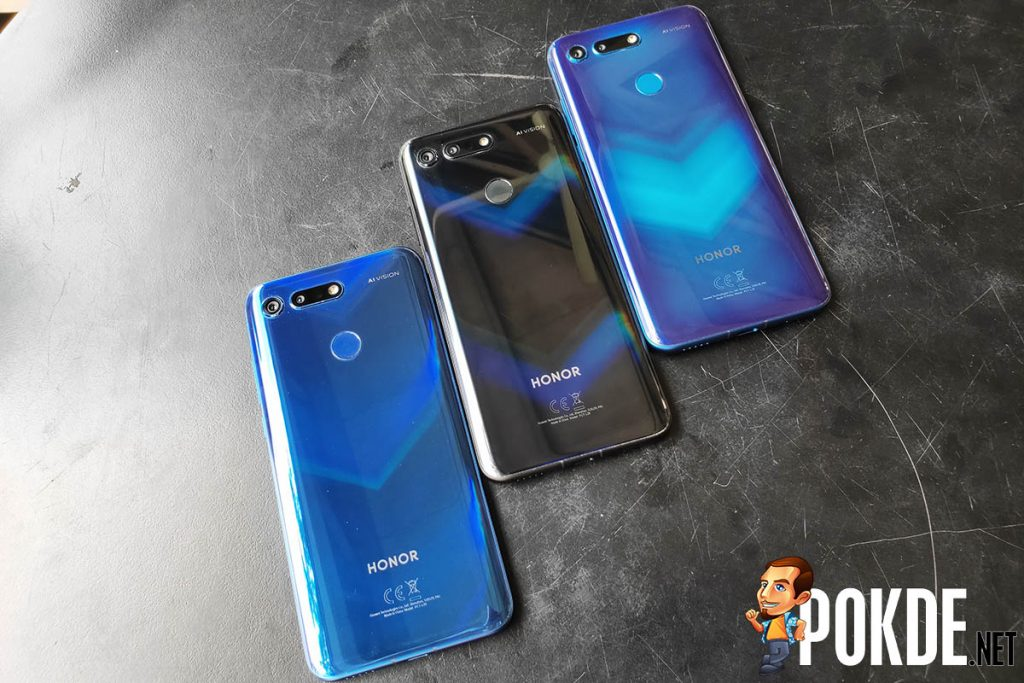 You can get the HONOR View20 for just RM1699 on Shopee 25