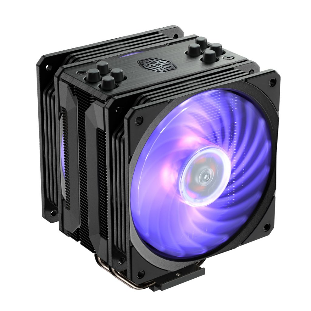 Cooler Master Hyper 212 RGB Black Edition Now Available At RM199 30