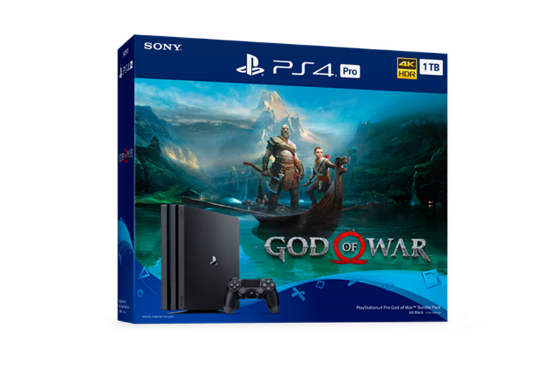 New Playstation 4 Pro God of War Bundle And Playstation 4 Pro TB Coming Soon In Malaysia 31