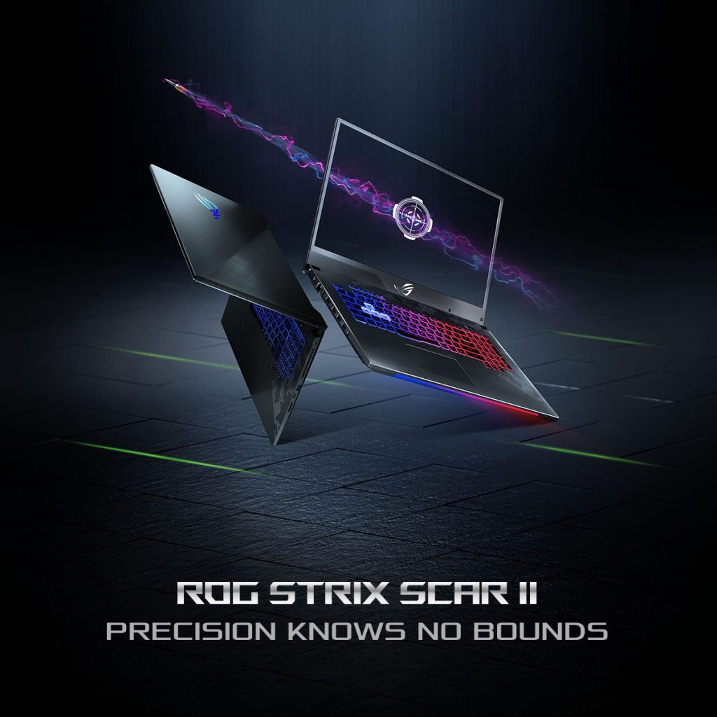 [CES2019] ASUS Republic Of Gamers Unleashes World's First NVIDIA RTX Graphic Gaming Laptops 29