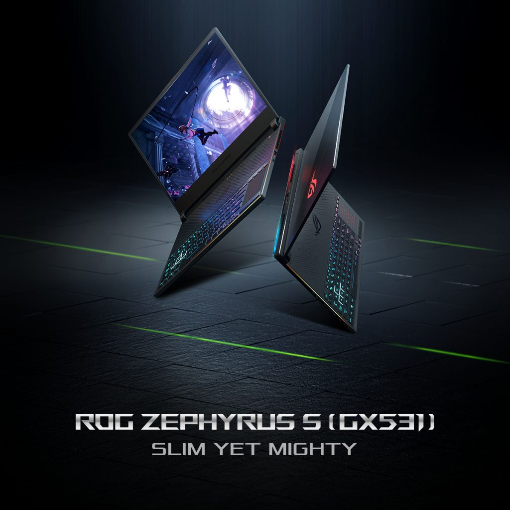 [CES2019] ASUS Republic Of Gamers Unleashes World's First NVIDIA RTX Graphic Gaming Laptops 28