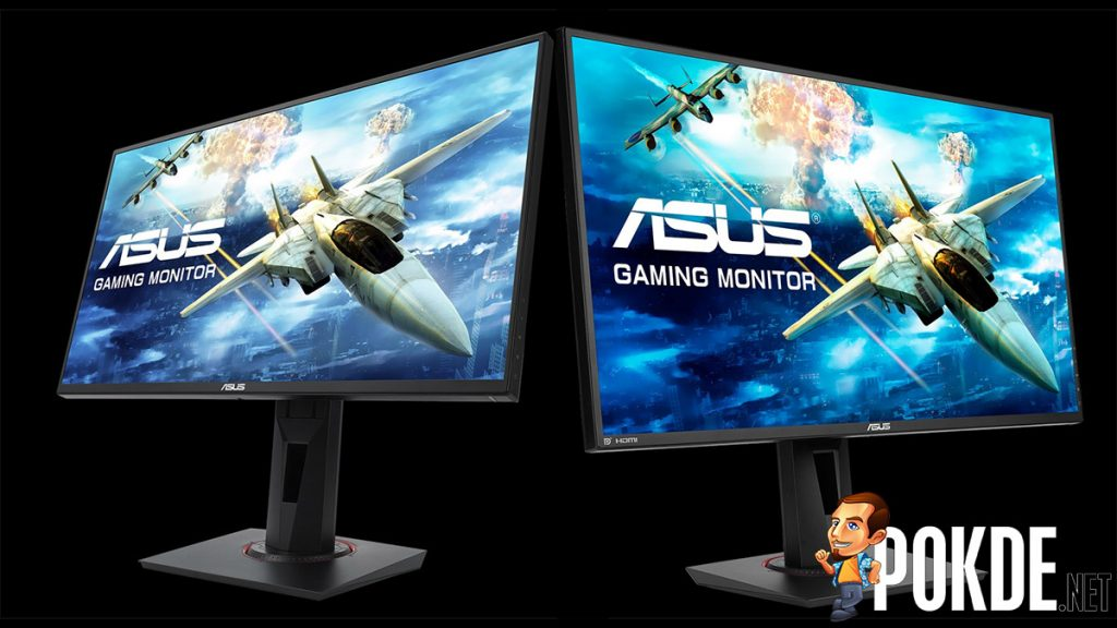 ASUS launches 0.5ms 165 Hz FreeSync displays — time to save up your angpau for the ASUS VG258QR and ASUS VG278QR! 27