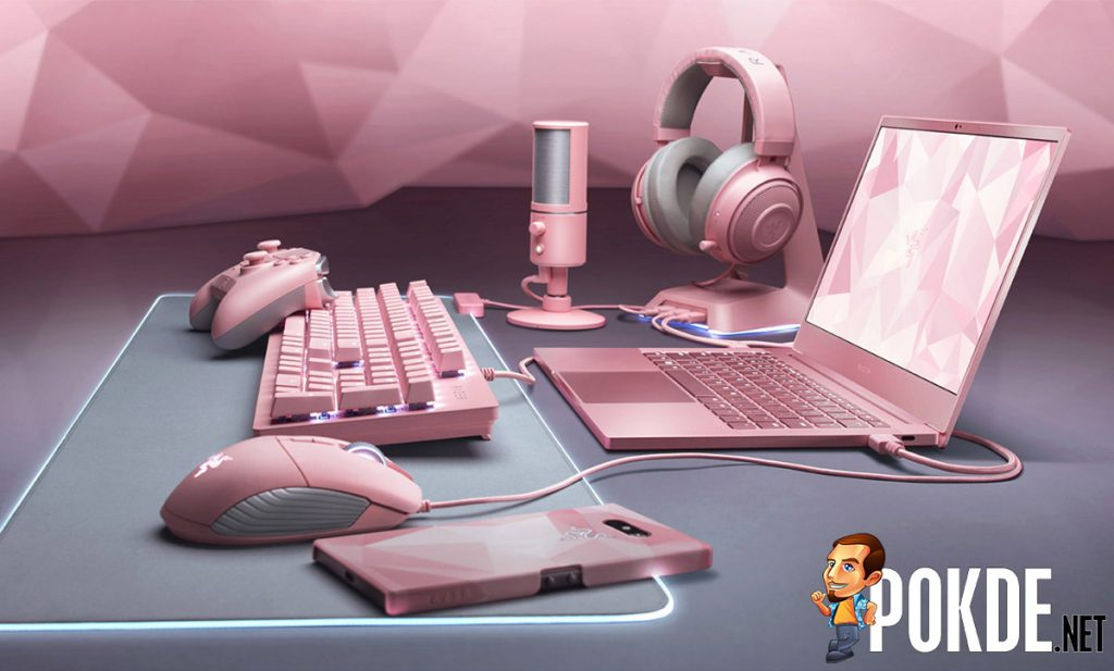 Razer releases new Quartz Pink Edition just in time for Valentine's Day shopping 18