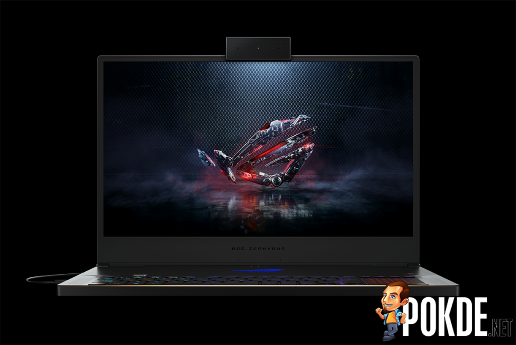 The GeForce RTX-powered ROG G703GX and ROG Zephyrus S GX531GW are now here in Malaysia 32