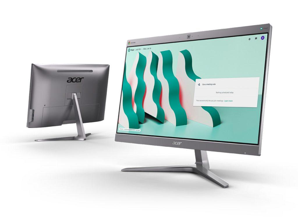 Acer Debuts Chromebase For Meetings 24V2 And Chromebase 24I2 — Made For Meetings And Productivity 22