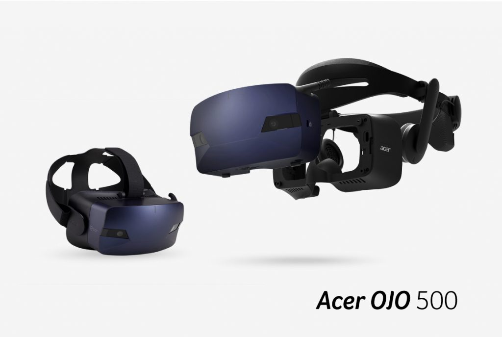 Acer OJO 500 Windows Mixed Reality Headset Now Available In Malaysia At RM1899 28