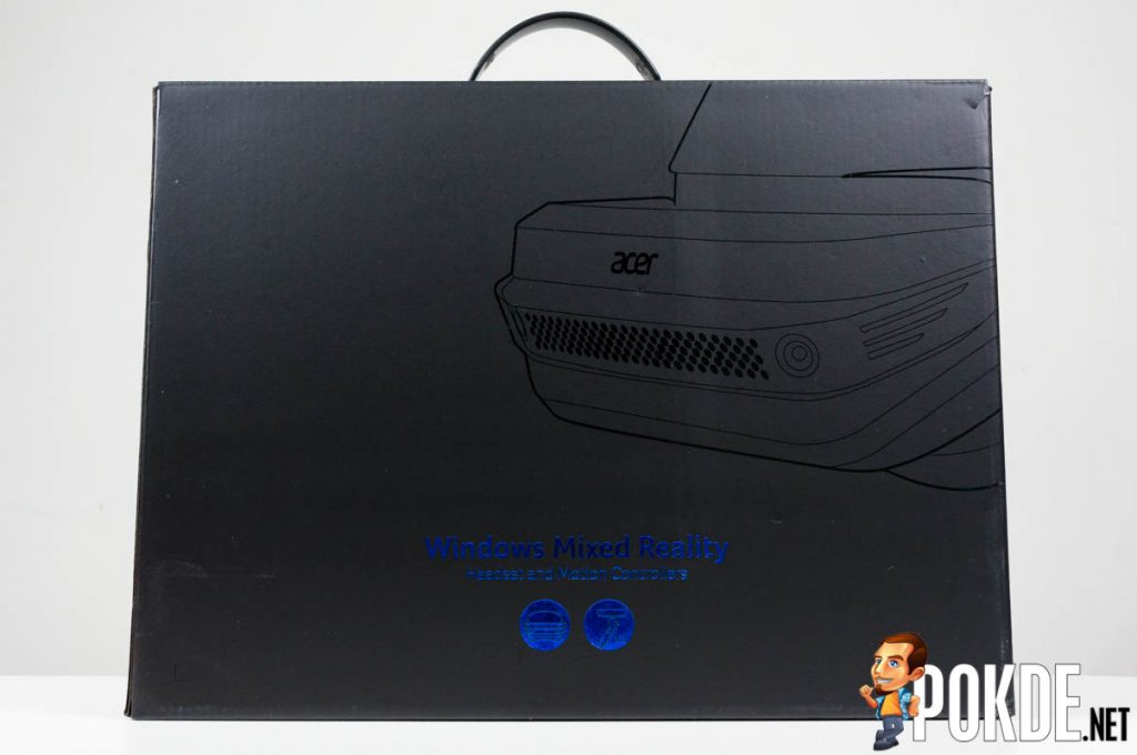 Acer Windows Mixed Reality (WMR) Headset and motion controllers review — a bright blue portal into the virtual world 24