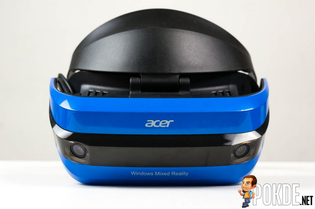 Acer Windows Mixed Reality (WMR) Headset and motion controllers review — a bright blue portal into the virtual world 26