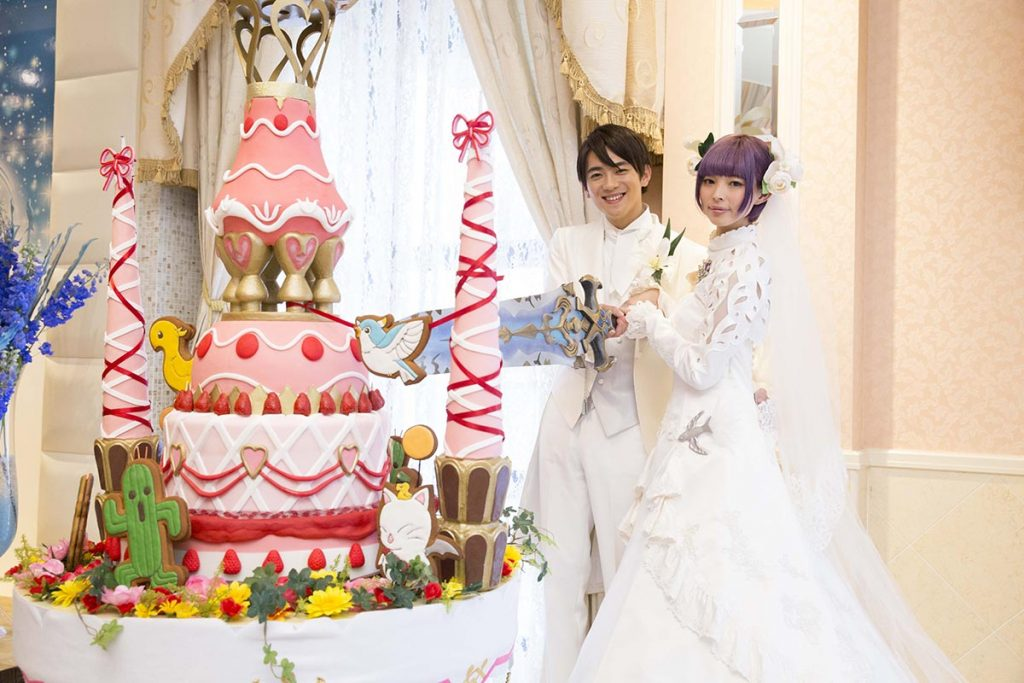 A Final Fantasy Wedding Service Is Available In Japan 28