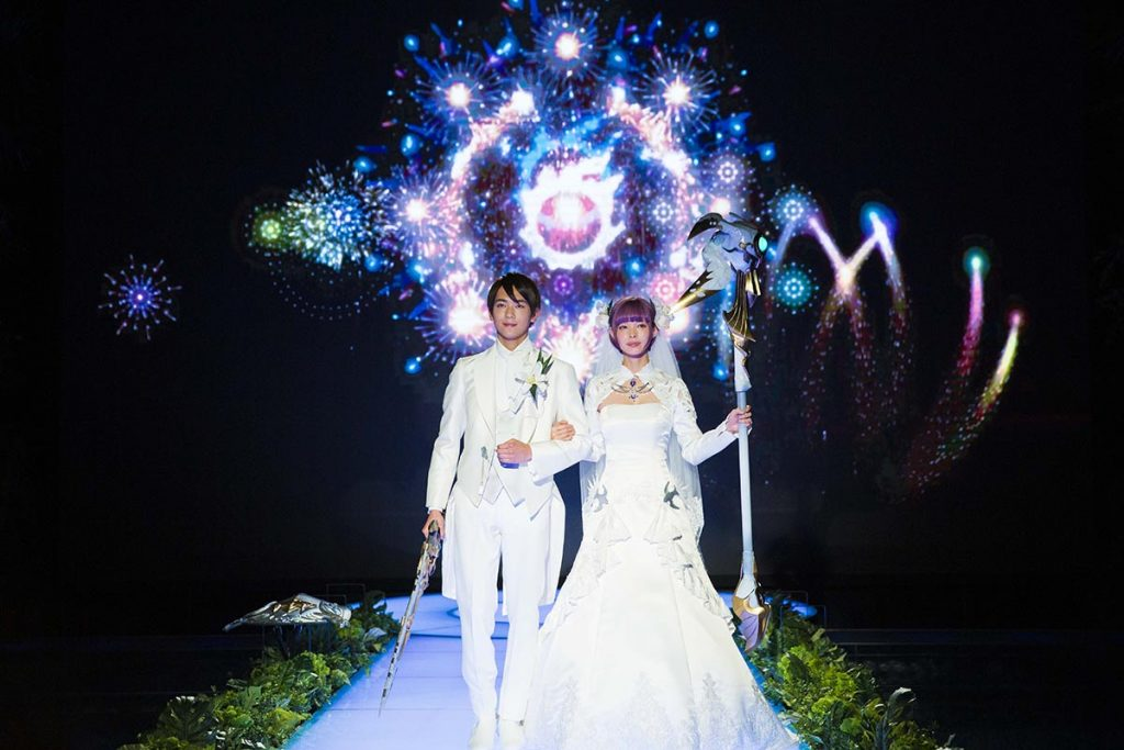 A Final Fantasy Wedding Service Is Available In Japan 27