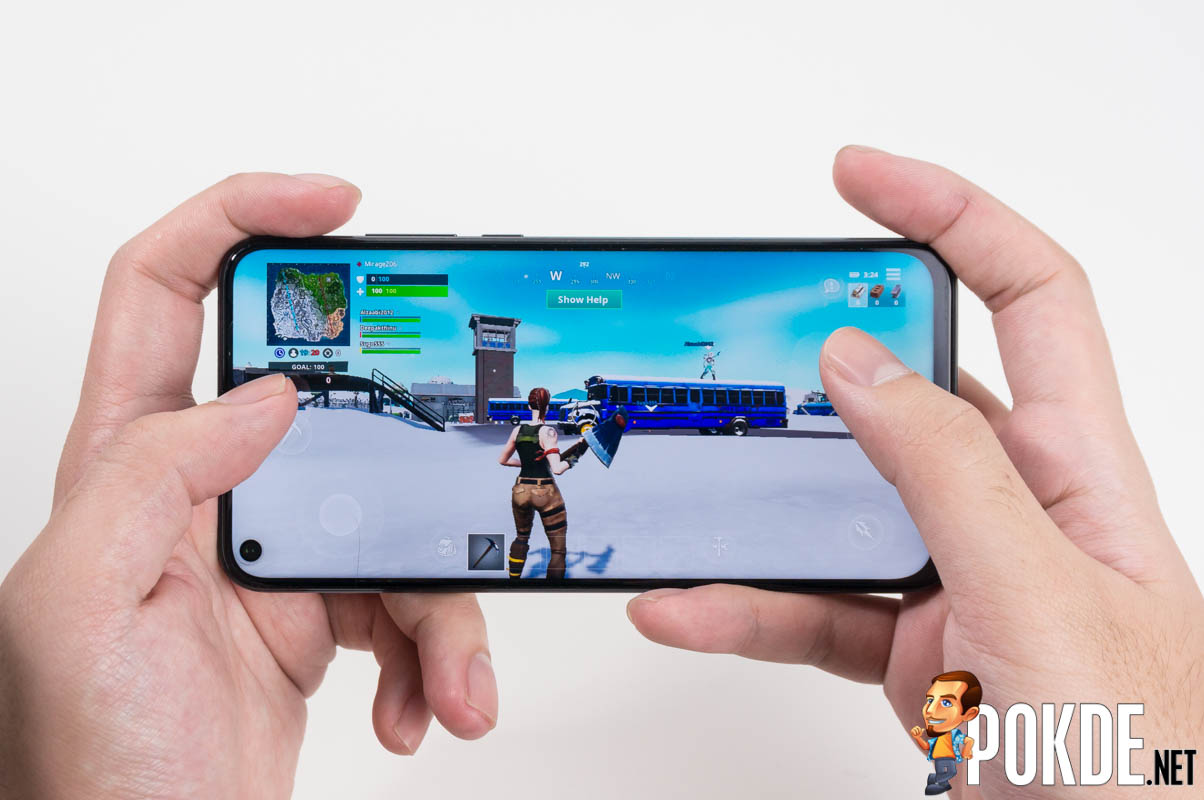 Update for the HONOR View20 to enable 60 FPS Fortnite is coming 25