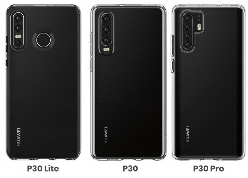 Leaked HUAWEI P30 Lite Design Shows Triple Rear Camera Setup 21