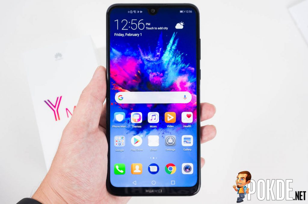 HUAWEI Y Max review — proof that size matters 45
