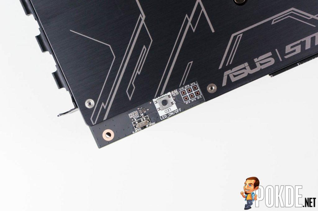 ASUS ROG Strix GeForce GTX 1660 Ti OC Edition 6GB GDRR6 review — a mid-range card with high-end trim 35