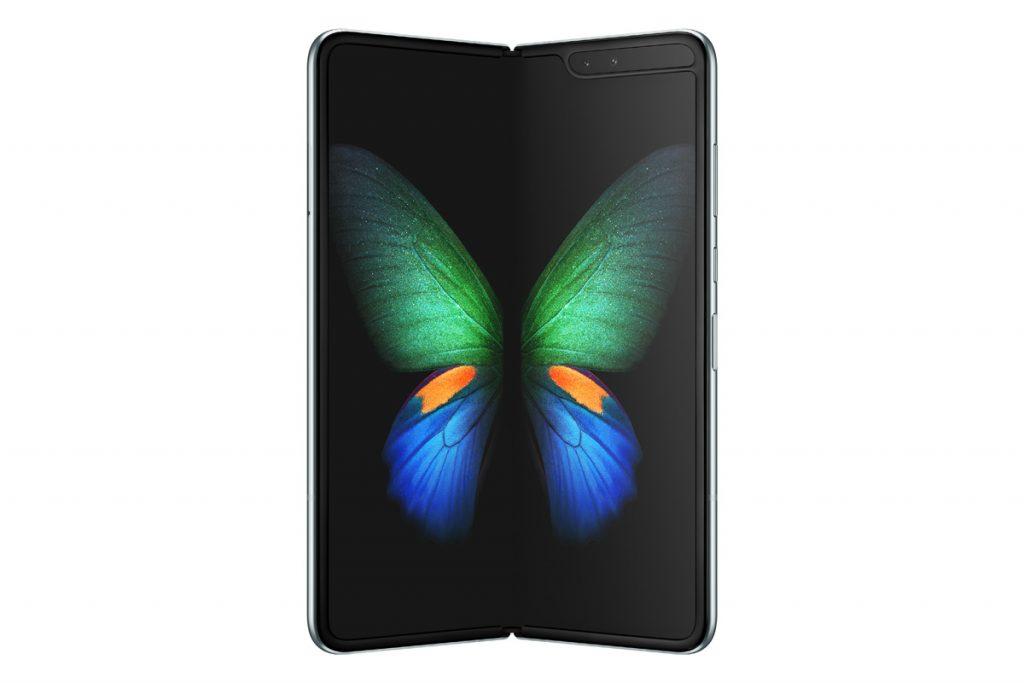 Samsung Galaxy Fold — World's First Dynamic AMOLED Infinity Flex Display 21