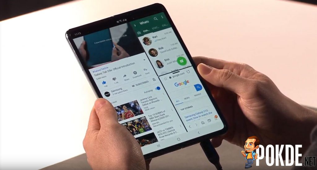 Samsung Galaxy Z Fold 2 is the Company's Next Foldable Smartphone 19