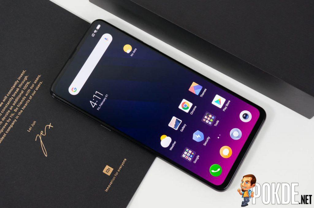 Xiaomi Mi MIX 3 review — sliding the bezels away 34