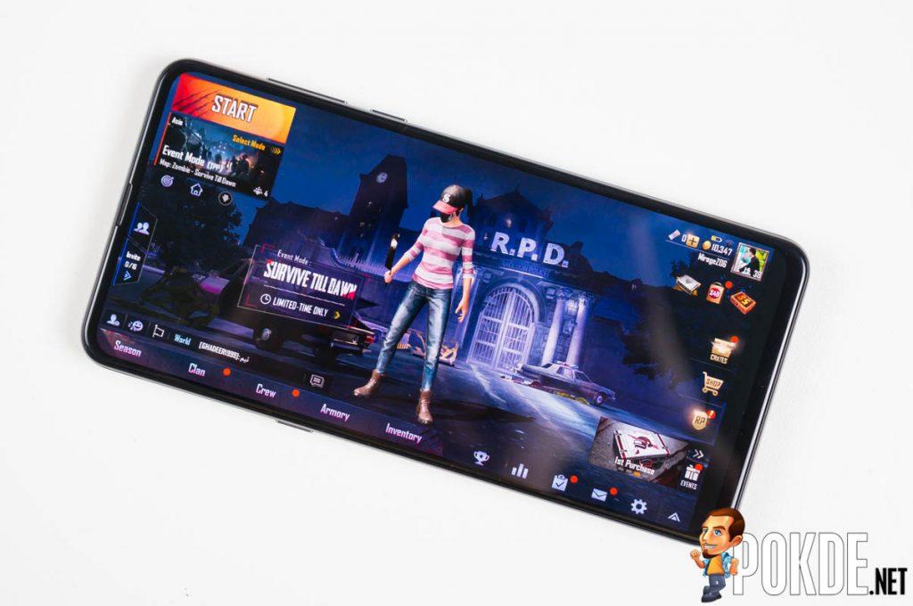 Xiaomi Mi MIX 3 review — sliding the bezels away 45