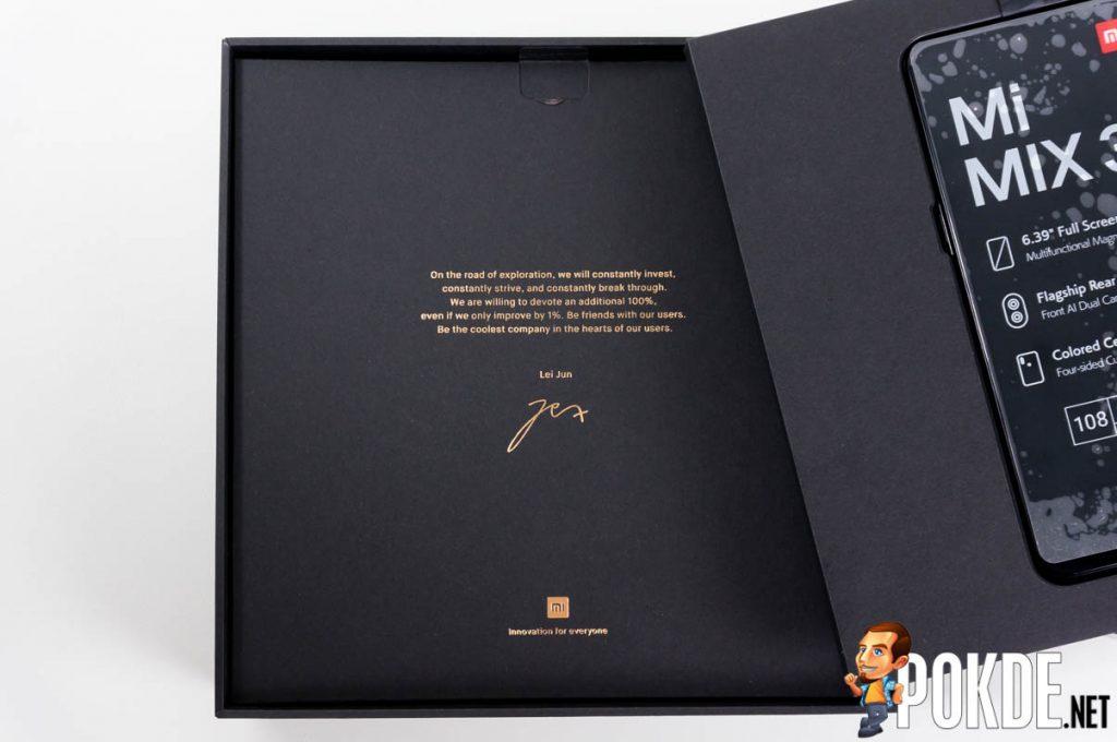 Xiaomi Mi MIX 3 review — sliding the bezels away 31